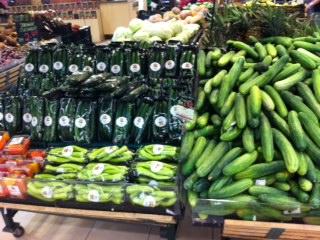 ジャスコ野菜売り場